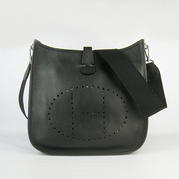 Hermes Evelyne Bag 1551A Black