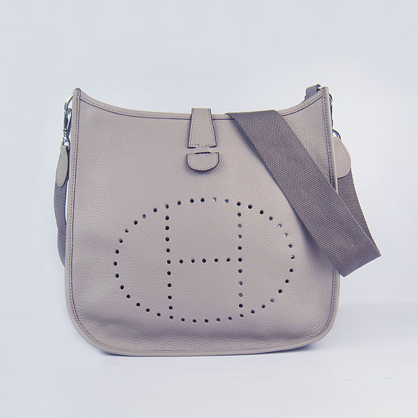 Hermes Evelyne Bag 1551A Grey