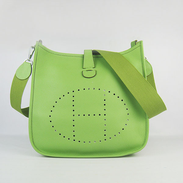 Hermes Evelyne Bag 1551A Green